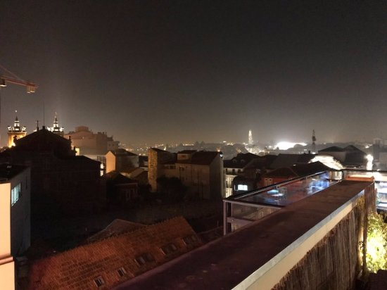 """Porto Coliseum Hotel: View From Roof top """"bar"""""""