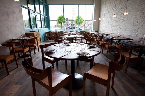 Corporate events - Ox Restaurant, Belfast