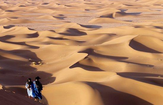 Sahara Steps