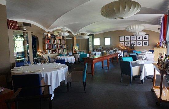 Cadenet, Frankrig: La salle à manger