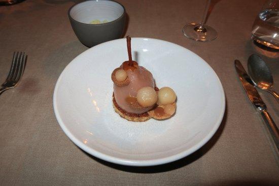 Crillon-le-Brave, Francia: Un beau dessert. Excellent