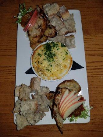 Invermere, Канада: Cheese Fondue