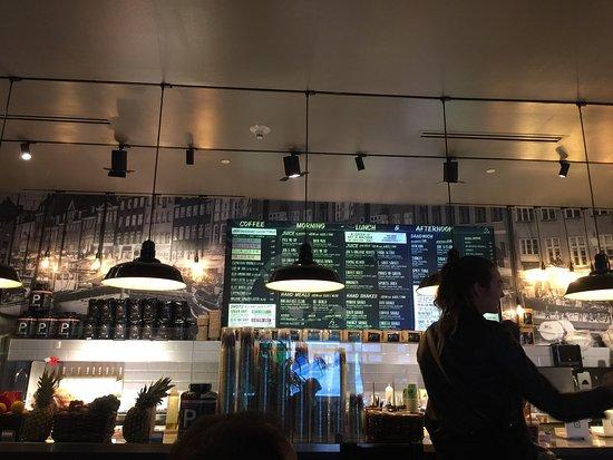Photo of Cafe Joe & The Juice at 67 Spring Street, New York City, NY 10012, United States