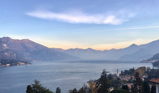 Our morning view - Bild von Borgo Le Terrazze, Bellagio - TripAdvisor