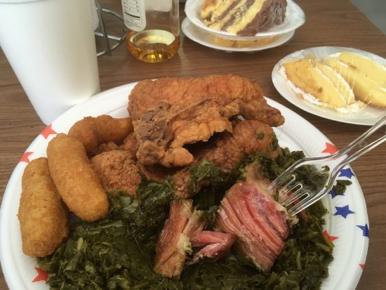 Kenansville, NC: Great home cooking