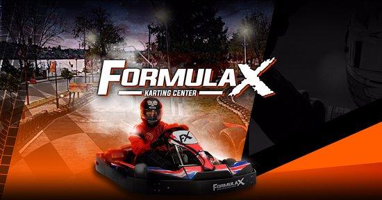 Formula X Karting Center Carlos Paz