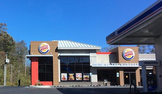 Manchester, KY: Burger King