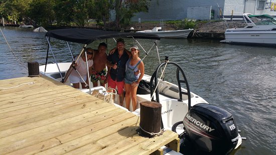 Bruschi Boat Rental