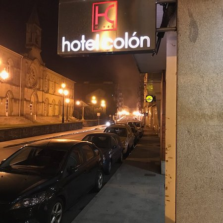 Hotel Colon Tuy: Location
