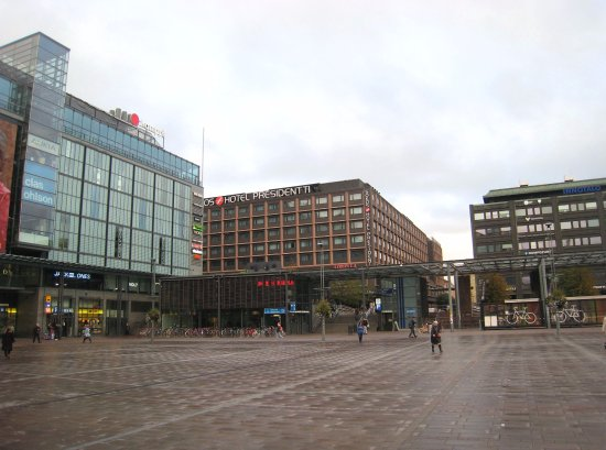 Kamppi Shopping Center