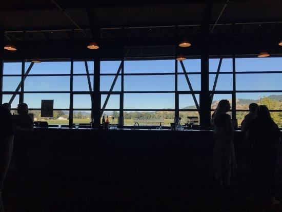 Geyserville, CA: Foley Sonoma tasting