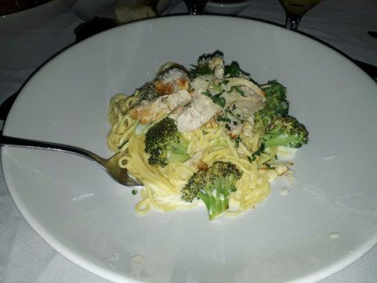 Milton, MA: Chicken & Broccoli
