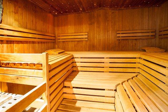 Hotel Simmenhof: Sauna