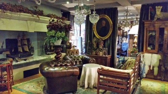 Maissin, België: Lounge