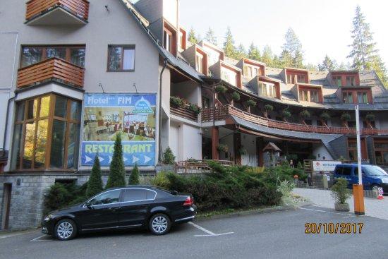 Demänovská Dolina, Slovensko: Hotel