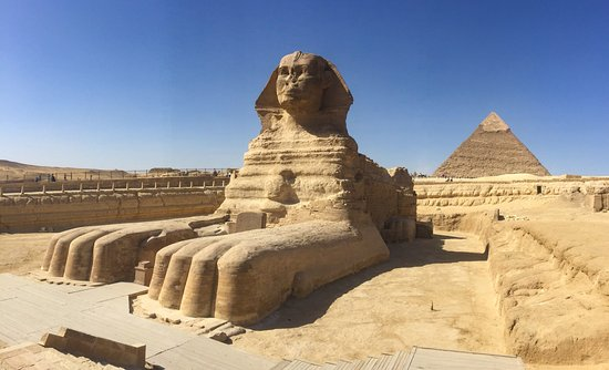 ‪ريا إجبت تورز: The Sphinx‬