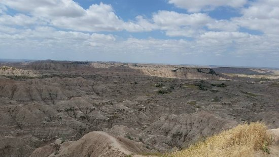 Interior, SD: Picture from Badlands National Park