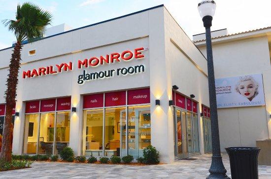 Marilyn Monroe Spas