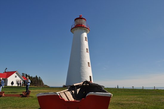 Point Prim Lighthouse: Point Prim