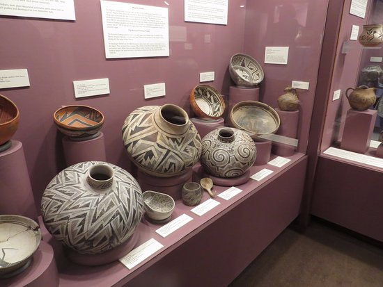 Touch the Southwest: Pottery at Millicent Rogers Museum