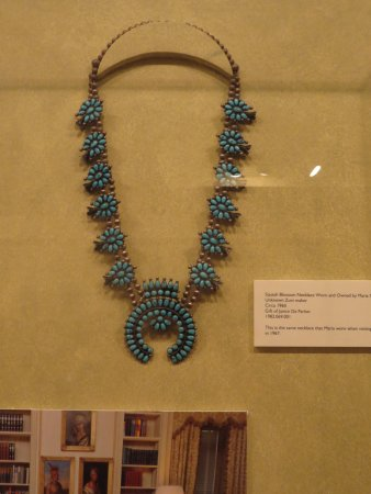 Touch the Southwest: Jewelry at Millicent Rogers Museum