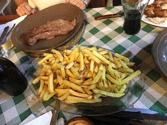El Pariente: Comida 8