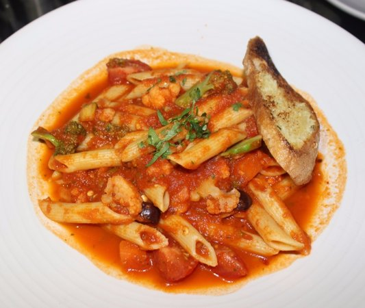 The Courtyard: Pasta