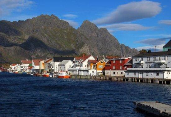 Nordland, Noorwegen: Henningsvaer