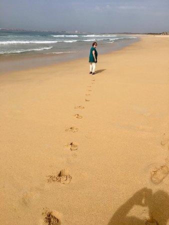 Consolacao Beach in October