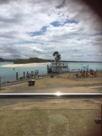 Huskisson, Australia: View from the balcony