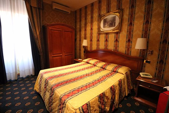 Hotel Raffaello: One of the suites in which we stayed