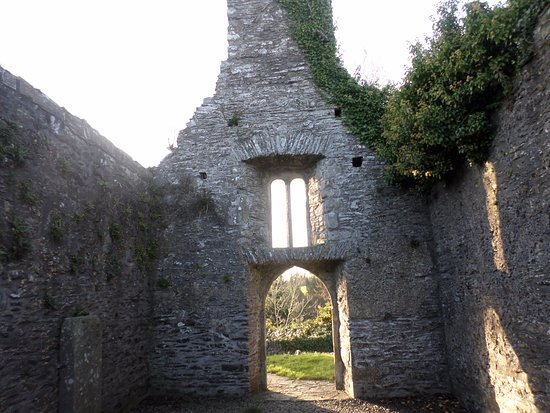 Drogheda, Ireland: Part of the old church