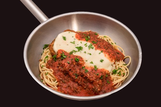 The Country View Restaurant: Chicken Parm
