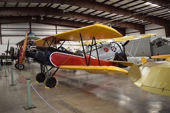 วิลเลียมส์, อาริโซน่า: Some of the aircraft on display