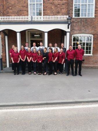 Garthmyl, UK: Nags Head Team July 2017