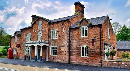 Garthmyl, UK: Nags Head Main View
