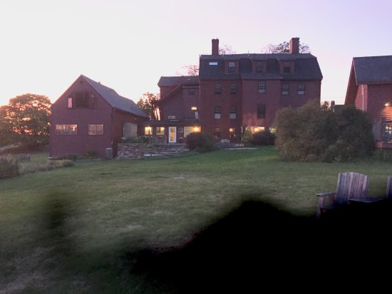 Deer Isle, ME: Pilgrim's Inn