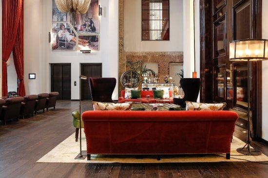Gelungener Stil Mix Aus Dschungel, Alice Im Wunderland Und Townhouse Design    Hotel Zoo Berlin, Berlin Bewertungen   TripAdvisor