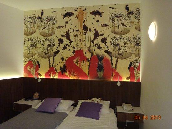Jerusalem Tower Hotel: номер
