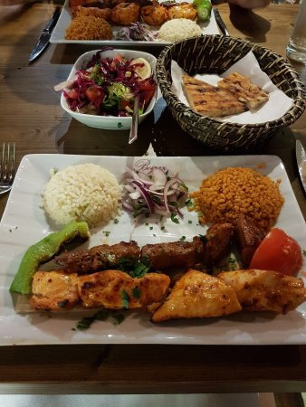 Turkish Restaurants Moulsham Street Chelmsford