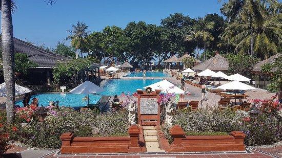 Baustelle Picture of The Jayakarta Bali Beach Resort Legian