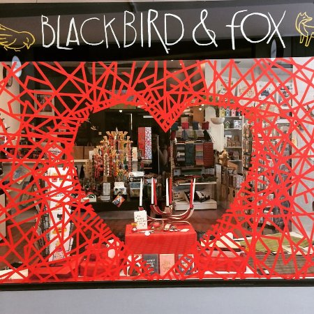 Blackbird and Fox