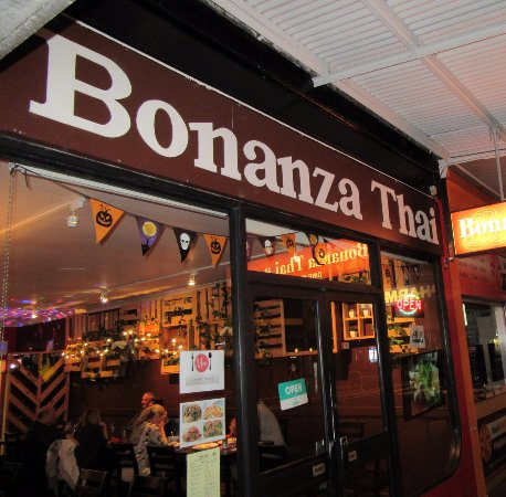 Waverley, Αυστραλία: Welcome to Bonanza Thai