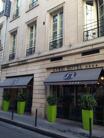 Lyric Hotel Paris: IMG-20171031-WA0000_large.jpg
