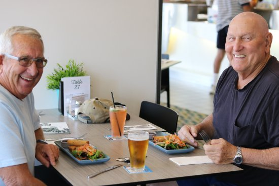 Dicky Beach, Australia: Casual Dining