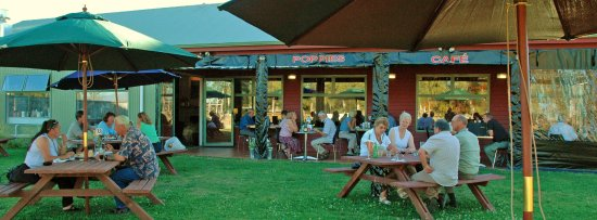 Twizel, Nueva Zelanda: Summer Evening Dining