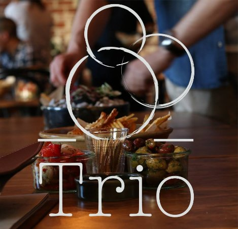 Mount Lawley, Australia: Trio Cafe Wine Bar