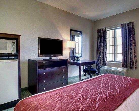 كواليتي إن: Guest Room