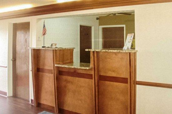 Shelbyville, KY: Hotel lobby