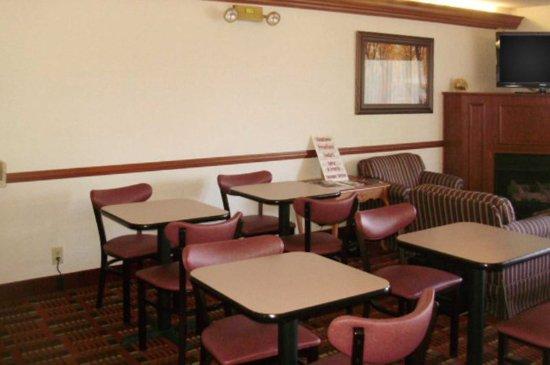 Shelbyville, KY: Breakfast area